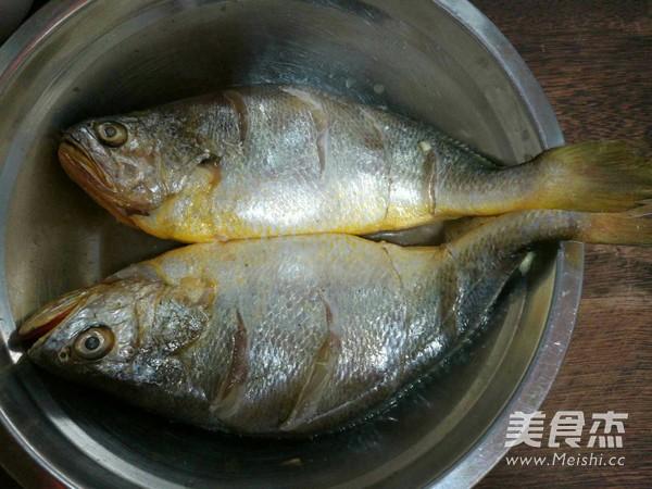 煎蒸大黄鱼的做法大全
