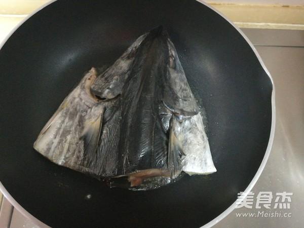红烧鲅鱼头的家常做法