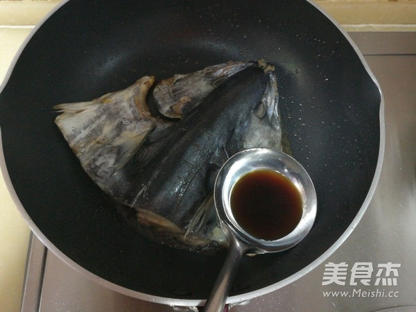 红烧鲅鱼头怎么吃