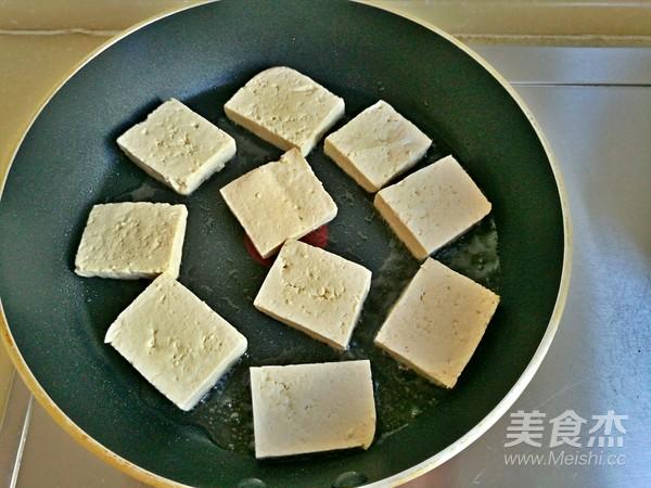 香椿牛肉豆腐怎样炖