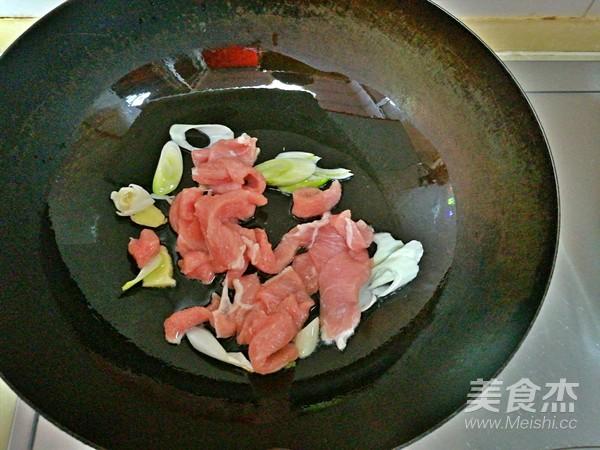 豆角山药炒肉的家常做法