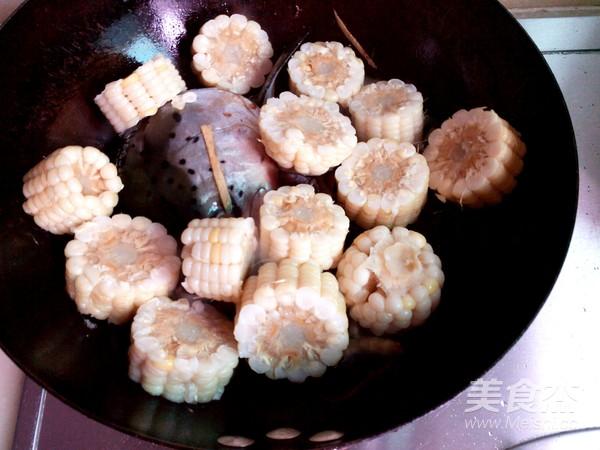 鱼头玉米怎么煮