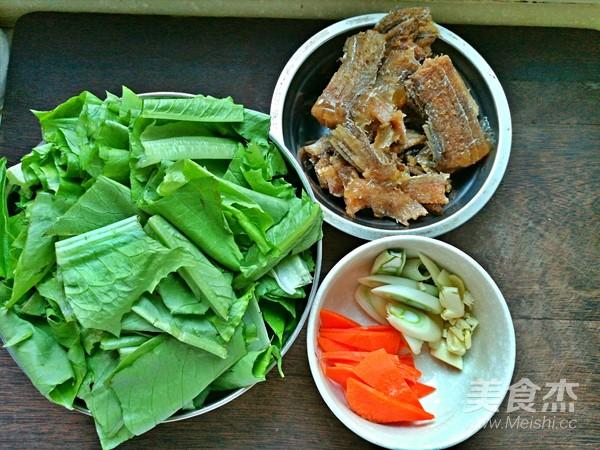 带鱼油麦菜的做法大全