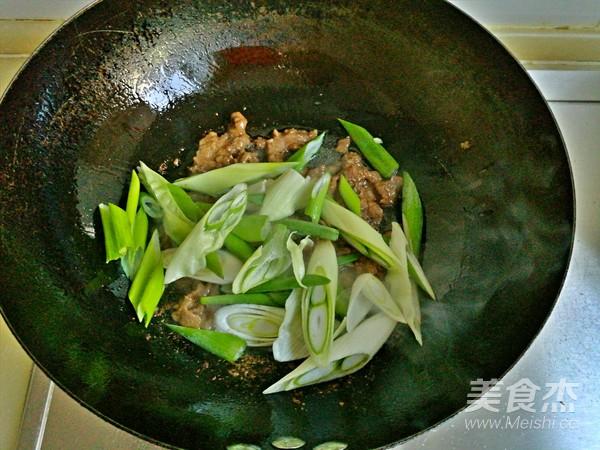 葱爆牛肉的简单做法