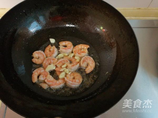 豆腐熘虾仁的简单做法