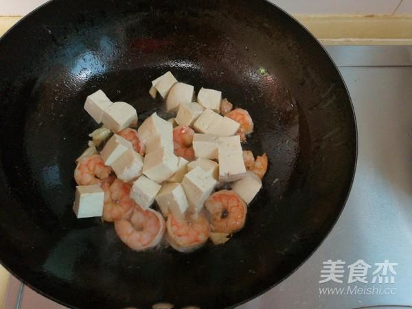 豆腐熘虾仁怎么吃