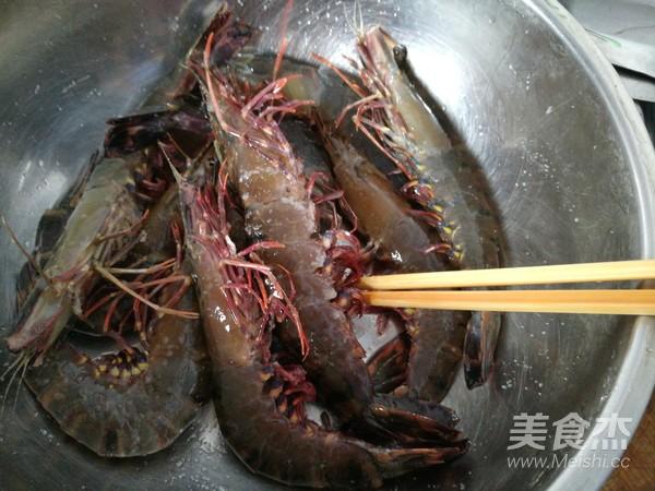 欧芹竹节虾怎么吃
