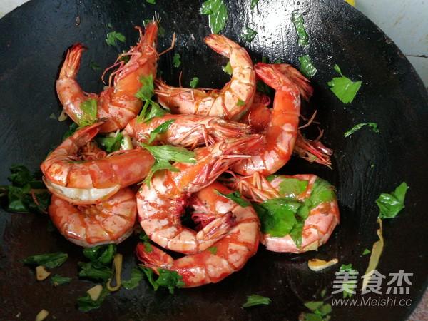欧芹竹节虾怎样煮
