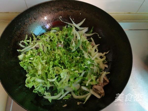 牛肉白菜豆腐汤的简单做法