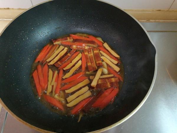 莴笋豆干怎么煮