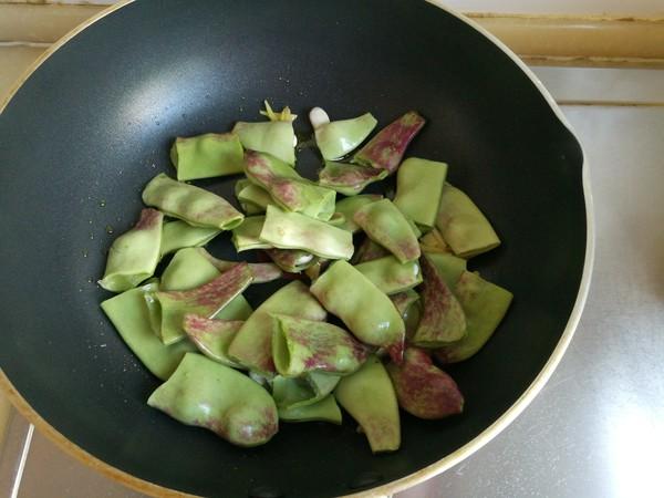 油豆角焖牛肉的家常做法