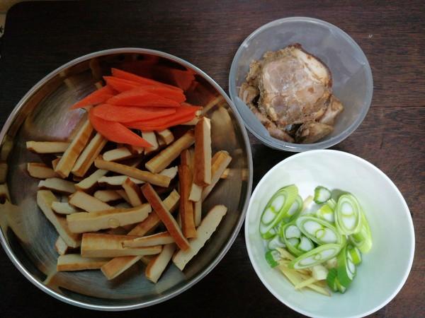 豆干牛肉汤的做法大全