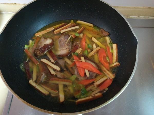 豆干牛肉汤怎么煮