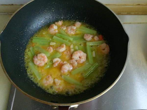 莴笋虾仁怎样煮