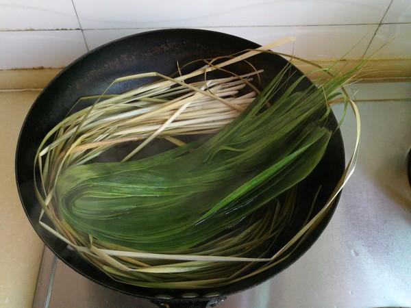 果干粽子的做法图解