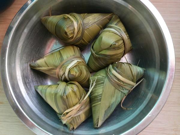 果干粽子的做法大全