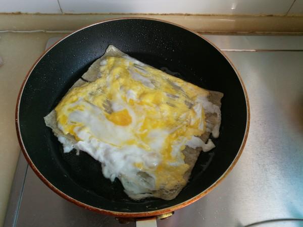 烤冷面怎样做