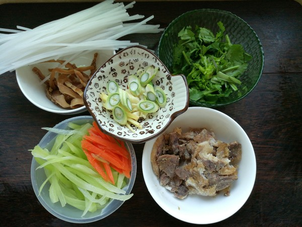 土豆粉牛肉汤的做法大全