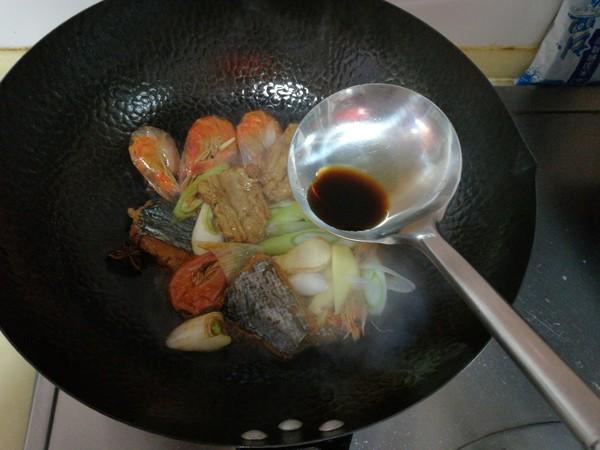腐竹炖鱼干怎么炒