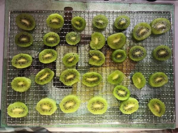 猕猴桃干的简单做法