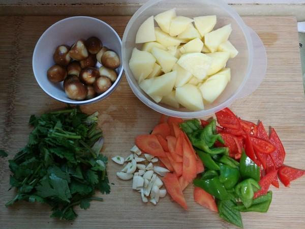 土豆炖鹌鹑蛋的做法大全