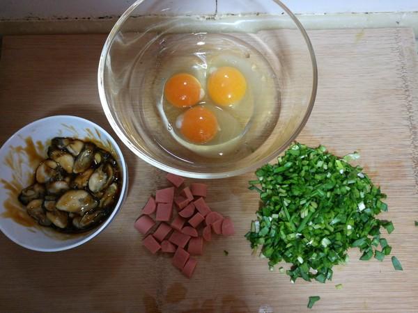 三鲜海蛎煎的做法大全