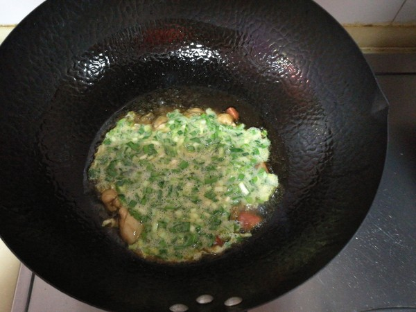 三鲜海蛎煎怎么炒