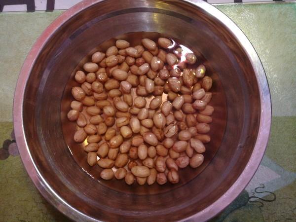 拌生花生米的做法大全