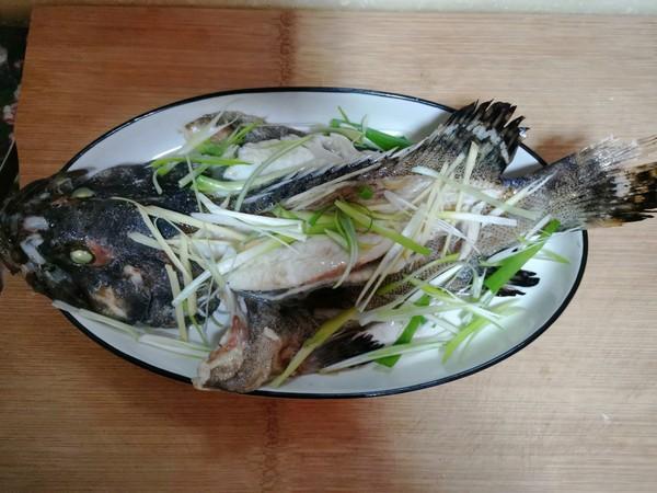清蒸石斑鱼怎么炖