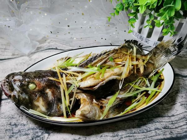 清蒸石斑鱼怎样炒