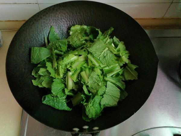 小白菜文蛤汤的简单做法