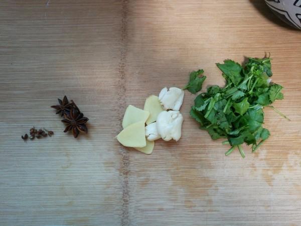 猴头菇排骨汤的做法图解