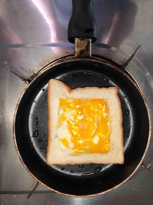 快捷营养早餐什锦面包片怎么吃