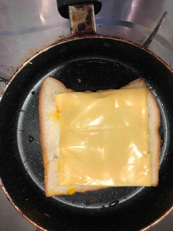 快捷营养早餐什锦面包片怎么炒