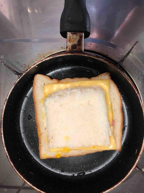 快捷营养早餐什锦面包片怎么煮