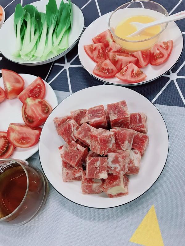 酸酸咸咸带点辣,番茄牛腩开胃又好吃的做法图解