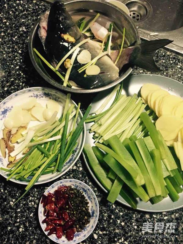 川味香辣烤鱼的做法大全