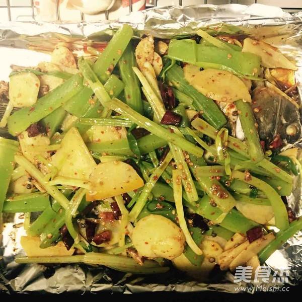 川味香辣烤鱼的简单做法