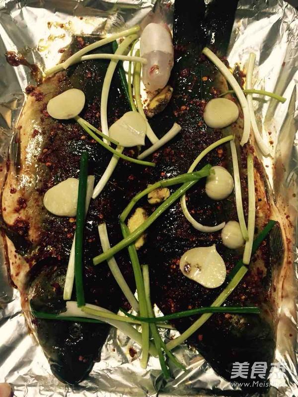 川味香辣烤鱼的家常做法
