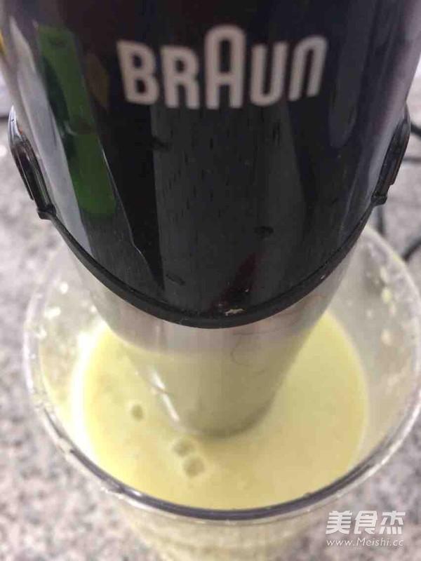 牛油果奶昔的家常做法