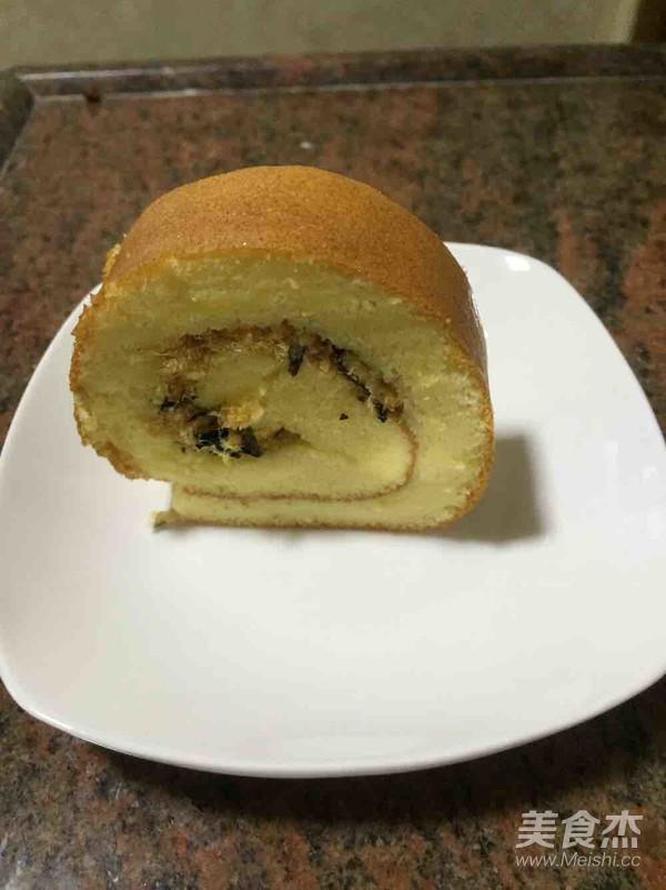 肉松蛋糕卷怎样炒