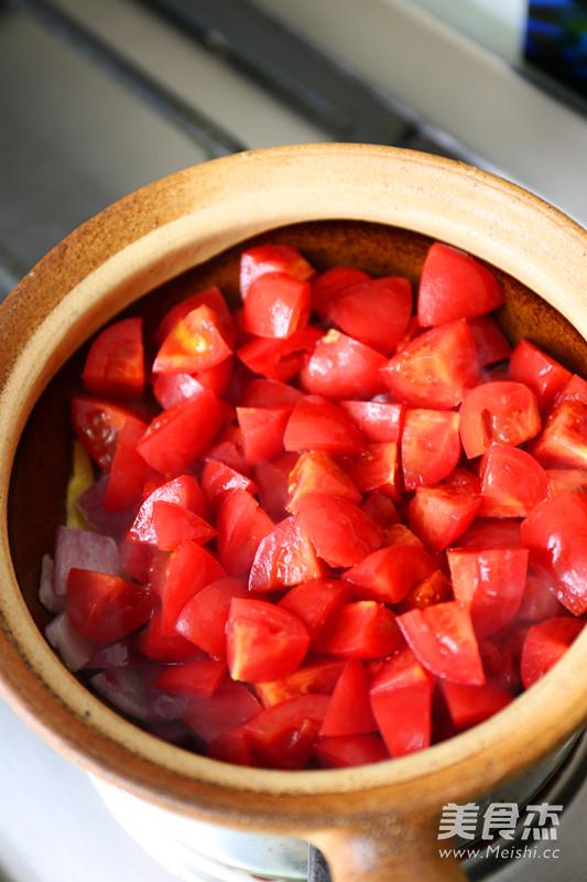 番茄牛腩煲怎么做
