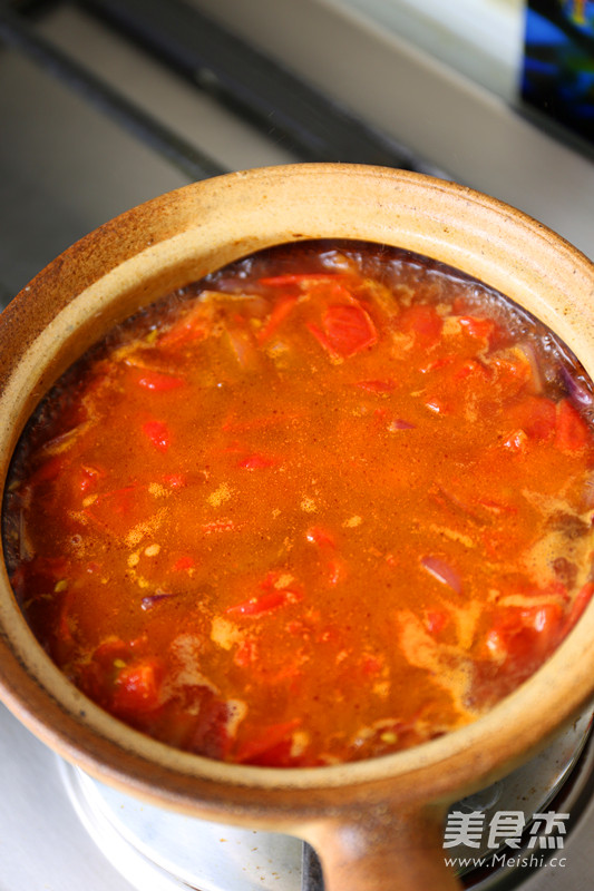 番茄牛腩煲怎么煮