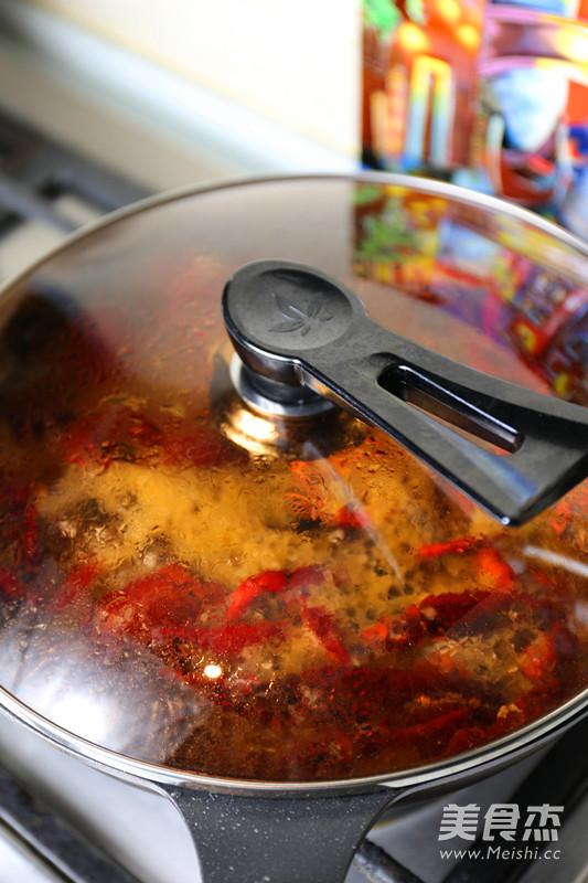 油焖龙虾怎么煮