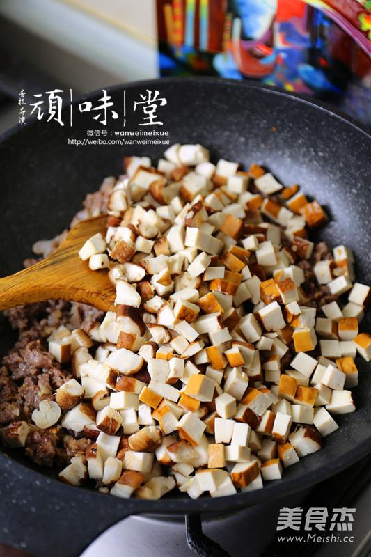 牛肉酱拌面怎么煮