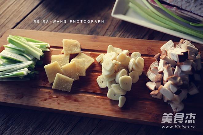 芹菜鲫鱼豆腐的家常做法