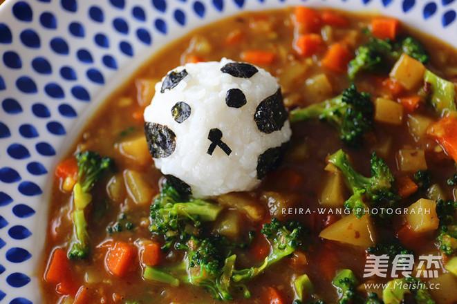 咖喱饭团之熊猫乐园怎样煸