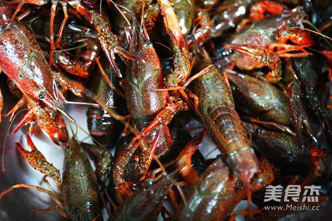 麻辣十三香小龙虾的做法图解