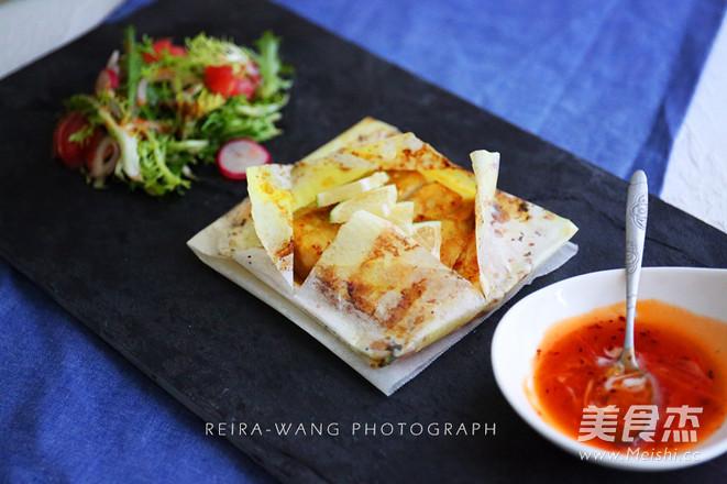 泰式香料烤龙利鱼怎么煮