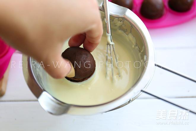 迷你巧克力蛋糕怎么炖